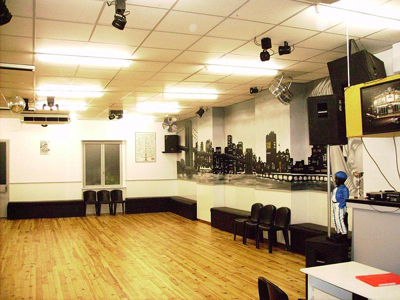 salle de danse rockamahjou villeurbanne