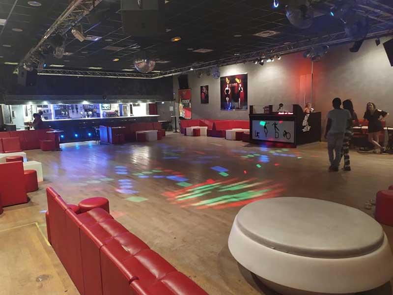 Salle de danse Lydo Académie